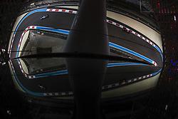 November 24, 2017 - Abu Dhabi, United Arab Emirates - Motorsports: FIA Formula One World Championship 2017, Grand Prix of Abu Dhabi, .#44 Lewis Hamilton (GBR, Mercedes AMG Petronas F1 Team), #3 Daniel Ricciardo (AUS, Red Bull Racing) (Credit Image: © Hoch Zwei via ZUMA Wire)
