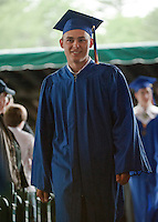 Gilford High School Graduation at Meadowbrook Pavilion Saturday, June 11, 2011.