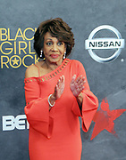August 5, 2017-New York, New York, NY-United States: U.S. Congresswoman Maxine Waters attends the 2017 Black Girls Rock! Awards Show powered by BET held at the New Jersey Performing Arts Center on August 3, 2017 in Newark, New Jersey. (Photo by Terrence Jennings/terrencejennings.com)