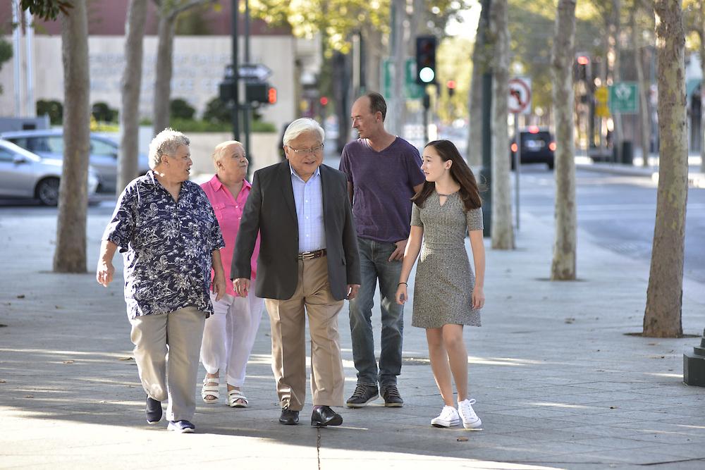San Jose, California - August 16, 2016:<br /> Mike Honda U.S. Representative for California's 17th congressional district, known as Silicon Valley.<br /> CREDIT: Matt Roth
