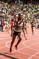 Penn Relays, USA vs the World, womens 4 x 400 meter relay, Buitseone Seleka, Botswana