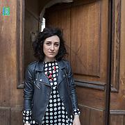Piccolo Teatro Grassi, Milano, Italia, 30 Marzo 2021. Alice Pavan, 34 anni, attrice e formatrice teatrale.