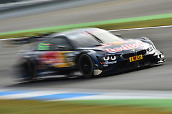 Marco Wittmann (BMW Team RMG)  beim DTM Saisonfinale in Hockenheim<br /> <br />  / 161016<br /> <br /> ***German Touring Car Championship in Hockenheim, Germany, October 16, 2016 ***