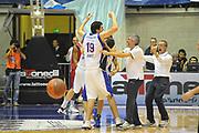 DESCRIZIONE : Desio Eurolega 2011-12 Bennet Cantu Olympiacos Piraeus<br /> GIOCATORE : esultanza<br /> CATEGORIA : esultanza<br /> SQUADRA : Bennet Cantu<br /> EVENTO : Eurolega 2011-2012<br /> GARA : Bennet Cantu Olympiacos Piraeus<br /> DATA : 09/11/2011<br /> SPORT : Pallacanestro <br /> AUTORE : Agenzia Ciamillo-Castoria/GiulioCiamillo<br /> Galleria : Eurolega 2011-2012<br /> Fotonotizia : Desio Eurolega 2011-12 Bennet Cantu Olympiacos Piraeus<br /> Predefinita :