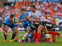 Shaun Venter of the Free State Cheetahs  during the Currie Cup Final between the The Free State Cheetahs and Blue Bulls held at Toyota Stadium (Free State Stadium), Bloemfontein, South Africa on the 22nd October 2016<br /> <br /> Photo by:   Frikkie Kapp / Real Time Images