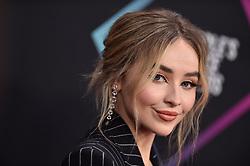 Sabrina Carpenter attends the People's Choice Awards 2018 at Barker Hangar on November 11, 2018 in Santa Monica, CA, USA. Photo by Lionel Hahn/ABACAPRESS.COM
