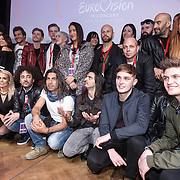 NLD/Amsterdam/20160409 - Eurovision in Concert 2016, Deelnemers songfestival