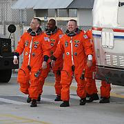 The NASA Shuttle Atlantis launch from Kennedy Space Center on Nov. 16, 2009..Photo: Alex Menendez