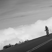 Climbing Haleakala
