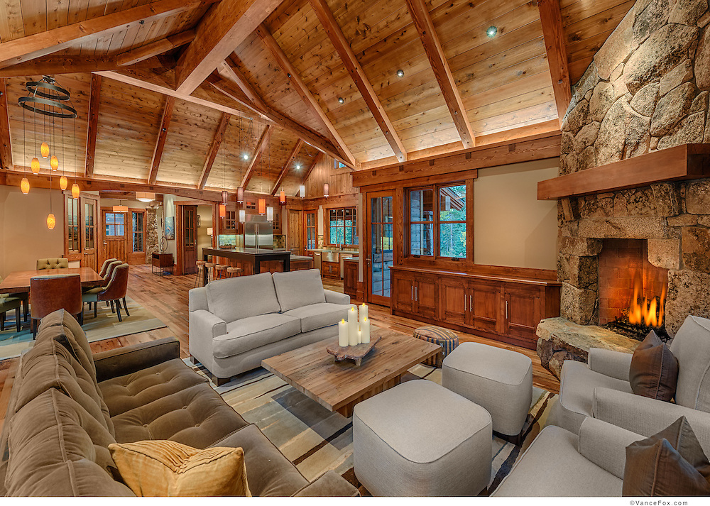 Lot 003 Martis Camp for Zirbel Architects and Martis Camp Realty