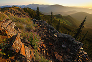 Powderface Ridge, Kananaskis, Alberta
