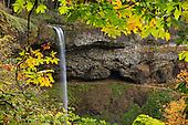 Oregon, Silver Falls