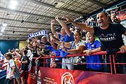 Commando Ultra' Dinamo<br /> Banco di Sardegna Dinamo Sassari - Umana Reyer Venezia<br /> Finale Zurich Connect Supercoppa LBA 2019<br /> Bari, 22/09/2019<br /> Foto L.Canu / Ciamillo-Castoria