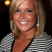 NLD/Uitgeest/20080116 - Uitreiking Popularitiets award Noord Holland 2008, Monique Smit