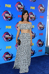 August 13, 2017 - Los Angeles, CA, USA - LOS ANGELES - AUG 13:  Perrey Reeves at the Teen Choice Awards 2017 at the Galen Center on August 13, 2017 in Los Angeles, CA (Credit Image: © Kay Blake via ZUMA Wire)