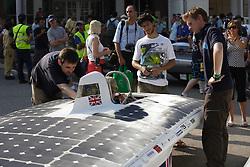 Solar Cars, Darwin