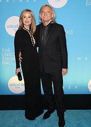 Marjorie Walsh and Joe Walsh at the UNICEF USA's 14th Annual Snowflake Ball in New York City.