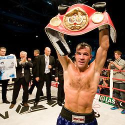 20100904: SLO, Boxing - IBF World Champion Dejan Zavec alias Jan Zaveck, SLO vs Rafal Jackiewicz, PL