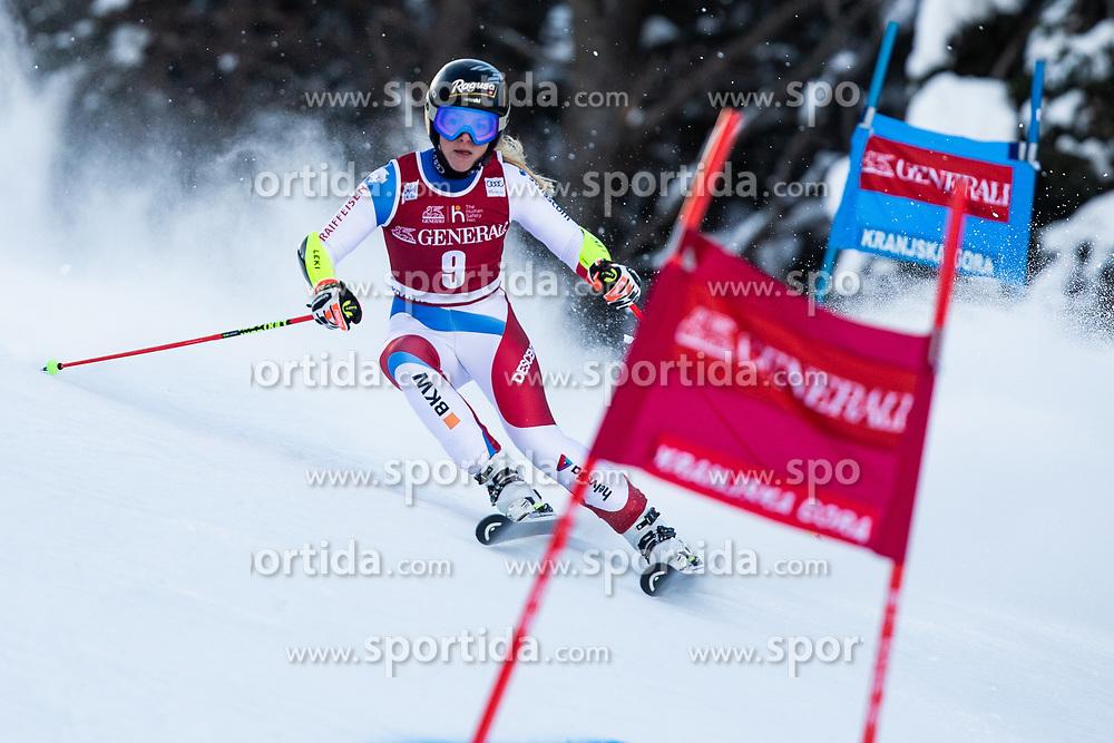 Lara Gut-Behrami (SUI) during the Ladies' Giant Slalom at 57th Golden Fox event at Audi FIS Ski World Cup 2020/21, on January 16, 2021 in Podkoren, Kranjska Gora, Slovenia. Photo by Vid Ponikvar