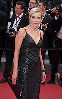 Melita Toscan du Plantie at the Closing ceremony and premiere of La Glace Et Le Ciel at the 68th Cannes Film Festival, Sunday 24th May 2015, Cannes, France.