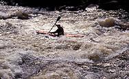 Kayaking, Hudson River