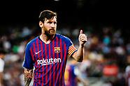 FOOTBALL - SPANISH CHAMP - FC BARCELONA v HUESCA 020918