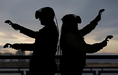 E-VR first virtual reality arcade | Edinburgh | 30 November 2016