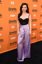 LOS ANGELES - JUNE 26: Mikey Madison attends FX Networks and FX Productions Premiere event for 'Snowfall' at The Theatre at the Ace Hotel on June 26, 2017 in Los Angeles, California. (Photo by Frank Micelotta//FX/PictureGroup) *** Please Use Credit from Credit Field ***