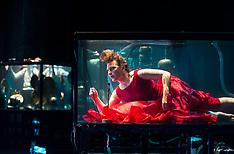 UK premiere of underwater concert | Glasgow | 25 October 2017