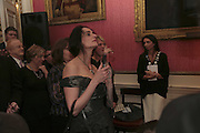 MANDANNA RUANE , Literary Review's Bad Sex In Fiction Prize.  In & Out Club (The Naval & Military Club), 4 St James's Square, London, SW1, 29 November 2006. <br />