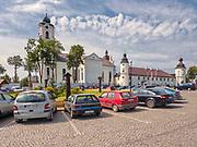 Bazylika Nawiedzenia Najświętszej Maryi Panny, Sejny, Polska<br /> Basilica of the Visitation of the Blessed Virgin Mary in Sejny, Poland