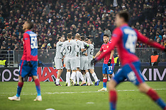 Roma v CSKA Moscow - 08 Nov 2018