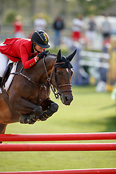 Conter Zoe, BEL, Zeta di Sabuci<br /> Juniors European Championships Jumping <br /> Samorin 2017© Hippo Foto - Dirk Caremans<br /> 11/08/2017