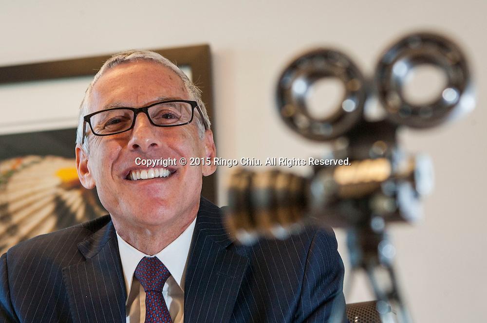 Bennett Pozil, executive vice president, East West Bank.<br /> (Photo by Ringo Chiu/PHOTOFORMULA.com)