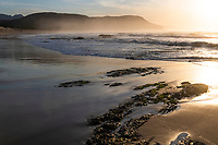 Dawn on the Natures Valley Beach, Garden Route National Park, Western Cape, South Africa