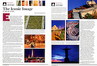 "Blaine Harrington's column on travel photography ""On the Road"" appears in the bi-monthly issues of Shutterbug Magazine."