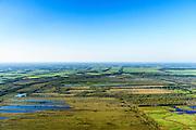 Nederland, Noord-Brabant, Gemeente Deurne, 23-08-2016; Deurnsche Peel, tussen Helenaveen en Griendtsveen.<br /> Region of the Peel, former peat bog.<br /> aerial photo (additional fee required); <br /> luchtfoto (toeslag op standard tarieven);<br /> copyright foto/photo Siebe Swart