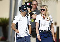November 24, 2016 - Abu Dhabi, VAE - Motorsports: FIA Formula One World Championship 2016, Grand Prix of Abu Dhabi, .#19 Felipe Massa (BRA, Williams Martini Racing) (Credit Image: © Hoch Zwei via ZUMA Wire)