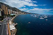 May 20-24, 2015: Monaco Grand Prix: Felipe Nasr (BRA), Sauber