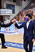 Edoardo Casalone<br /> Banco di Sardegna Dinamo Sassari - Umana Reyer Venezia<br /> Legabasket LBA Serie A UnipolSai 2020-2021<br /> Sassari, 27/02/2021<br /> Foto L.Canu / Ciamillo-Castoria