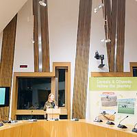 RHET lobby Scottish Parliament