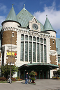 Canada, Quebec Gare Du Palais