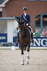 Cornelissen Adelinde, NED, Governor Str<br /> Longines FEI/WBFSH World Breeding Dressage Championships for Young Horses - Ermelo 2017<br /> © Hippo Foto - Dirk Caremans<br /> 06/08/2017