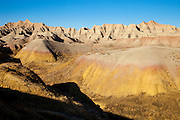 Badlands National Park in South Dakota