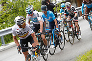 Christopher Froome (GBR - Team Sky) during the 101th Tour of Italy, Giro d'Italia 2018, stage 15, Tolmezzo - Sappada 178 km on May 20, 2018 in Italy - Photo Luca Bettini / BettiniPhoto / ProSportsImages / DPPI