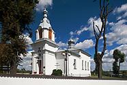 Krynki. Murowana cerkiew z połowy XIX wieku
