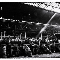 Tata Steel , Corby - steelworks
