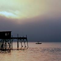 Cedar Key Florida Sunrise