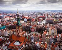 Up Above Gdansk.<br /> Foto: Svein Ove Ekornesvåg
