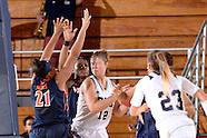 FIU Women's Basketball vs Virginia (Nov 30 2014)